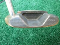 """Golf Ping Echo 2 Putter 35 1/2"""" Long Normal Use Plating Worn Off as Shown"""