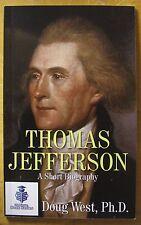 Thomas Jefferson - A Short Biography - Book