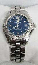 "BREITLING STAINLESS STEEL LADIES COLT OCEANE SMALL 5+"" BRACELET"