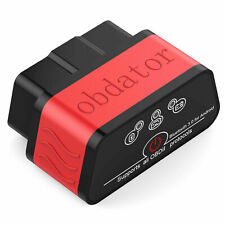 ELM327 OBDII Car Code Reader Engine Fault Diagnostic Scanner Tool Bluetooth 3.0