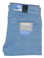 PIONEER ® Rando W 44 L 30 Hellblau Megaflex Stretch Jeans 1680.9874.08 2.Wahl