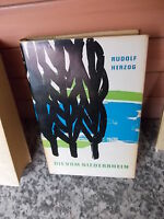 Die vom Niederrhein, ein Roman von Rudolf Herzog, aus dem Thomas Verlag