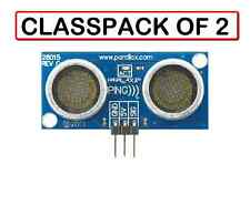 (CLASSPACK OF 2) PARALLAX 28015 PING Ultrasonic Distance Sensor
