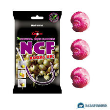 CarpZoom NCF Natural Corn Floaters Erdbeere 30g