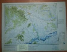 1950's Army Maps Manchuria, China, USSR 1:200,000 67 Sheets vintage military