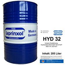 200l FASS HYD ISO 32 HLP  Hydrauliköl online kaufen Hydraulik Öl 200 LITER