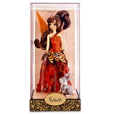 Original Disney Emily Puppe in limitierter Edition Tinkerbell & Nimmerbiest Doll
