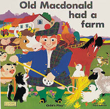 Old Macdonald had a Farm (Classic Books with Holes),ACCEPTABLE Book