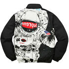 Supreme 16FW  Puffy Jacket Europe tide astronaut white duck down jacket S800