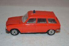 Norev 5 Peugeot 204 red 1:43