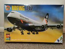 Airfix British Airways + Alitalia Boeing 747 1:144 Model Kit Airplane New