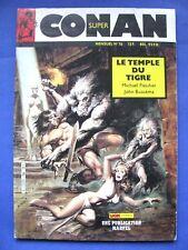 """Super Conan Spécial Numéro 16 """"Le Temple Du Tigre """" /Mon Journal 1987"""