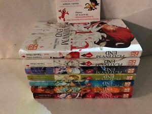 Lot mangas Platinum End Tomes 1 à 7 Shonen Up Takeshi Obata Tsugumi Obha Kaze VF