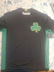 Nike NBA Boston Celtics Warm Up Shooting Shirt AV1014-010 Size Large NWT