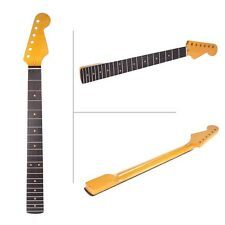 22 Frets Maple Neck Rosewood Fingerboard for Fender ST Strat Electric Guitar