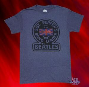 New The Beatles Sgt. Peppers 1967 Mens Vintage Classic T-Shirt