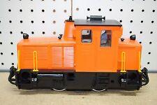 LGB 2060 Orange Diesel Locomotive Switcher *G-Scale*