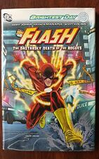 THE FLASH: THE DASTARDLY DEATH OF THE ROGUES HC (2011) - DC 1st Print