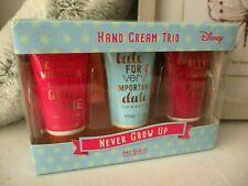Mad Beauty Disney Never Grow Up Hand Cream Trio - New