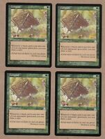 Rare Artefact * MTG 4x Sands of Time-Visions