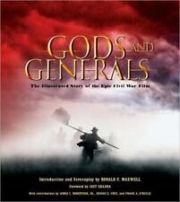 Newmarket Pictorial Moviebook: Gods and Generals : The Illustrated Story of...
