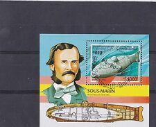 Cambodge 1994 - Schepen/Ships/Schiffe