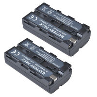 2x Battery for Sony NP-F550 NP-F330 NP-F570 NP-F750 NP-F960 F970 F770