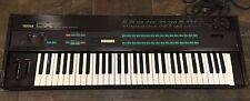 Yamaha DX7 Vintage 61 Keys Synthesizer with Travel Case