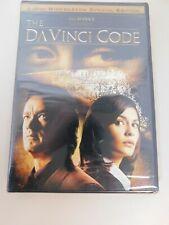 Dvd Da Vinci Code New Sealed 2 disc Widescreen Special Edition