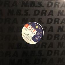 D KEY • Bust The New Jam • Vinile 12 Mix • 1990 DRA