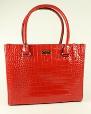 KATE SPADE QUINN Knightsbridge Classsic! - Fire Engine Red patent leather - NWT