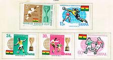 Ghana Soccer FIFA World Cup England set 1966 MLH