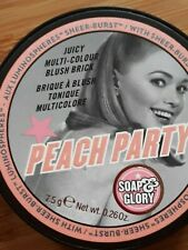 Soap & Glory Peach Party Multi-Colour Blush Brick 7.5g (discontinued)