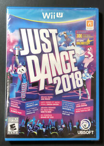 Just Dance 2018 (Wii U) NEW
