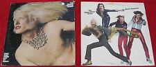 Edgar Winter Group[Lot of 2 LPs]: They Only Come Out At Night /Shock Treatment