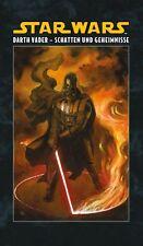 Star Wars: Darth Vader: sombras y secretos (HC) - germano-Panini-productos nuevos