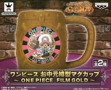 One Piece Film Gold Chopper Ceramic Mug Anime Manga NEW