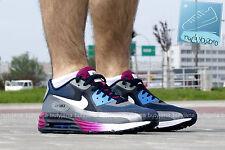 Nike Air Max Lunar 90 C3.0 Shoe Sz 13  Mens Mid Nvy/Dark Grey/Purple 631744-400