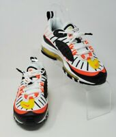 Nike Air Max 98 GS Shoes Black/Crimson Youth Sz 4Y Womens 5.5 BV4872-007 New