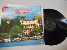 LP OST Ein Schloß am Wörthersee / TV Serie (16 Song) POLYDOR / RTL Falco