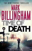 Time of Death (Tom Thorne Novels) By Mark Billingham