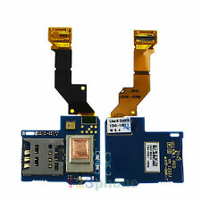 SIM CARD READER SLOT HOLDER FLEX CABLE FOR SONY XPERIA S LT26 LT26i #F-828