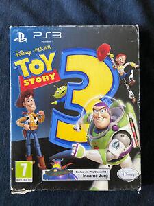 Toy Story 3 Playstation 3 PS3 / Avec Fourreau Cartonné / Avec Notice / VF