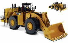 Cat 994k Wheel Loader Yellow 1:50 Model DIECAST MASTERS