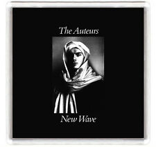 THE AUTEURS - NEW WAVE LP COVER FRIDGE MAGNET IMAN NEVERA