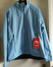 Brand New North Face Women's Windwall 1 Jacket - Bliss Blue - Size XL