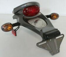 Buell XB9 S Lightning Heck Heckteil Kennzeichenhalter Spritzschutz Heckeinsatz