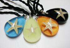 12pcs wholesale lots fine sea star jewelry Xmas gift mini mix style pendants