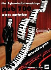 Pub 700 - Pianobiografia (DVD) 2009 Leszek Mozdzer documentary POLISH POLSKI