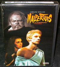 MALPERTUIS 2-Disc LIMITED EDITION Alejandro Jodorowsky THE LEGEND OF DOOM HOUSE